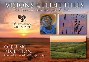 Photographer Scott Bean Wins First Place At Visions Of The Flint Hills Show